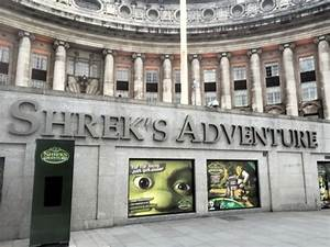 Shrek southbank review