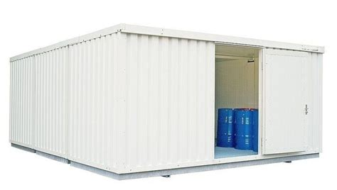 Insulated Steel Storage Containers For Sale & Rent Conex