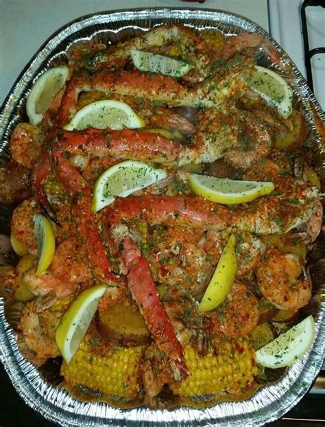 how do u boil crab legs low country boil country and shrimp on pinterest