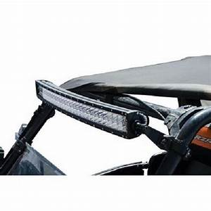 Tusk Curved Led Light Bar Kit 30 U0026quot  Polaris Ranger 400 500