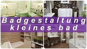 Badezimmer Design Badgestaltung : badgestaltung kleines bad youtube ~ Orissabook.com Haus und Dekorationen
