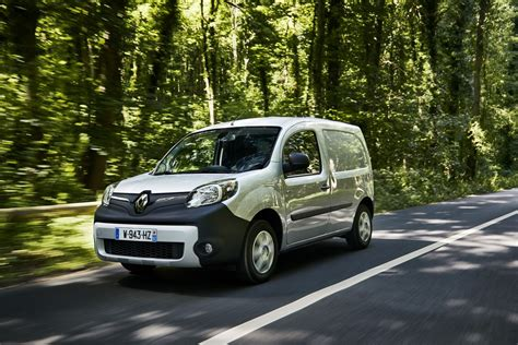 Renault Kangoo Electrique