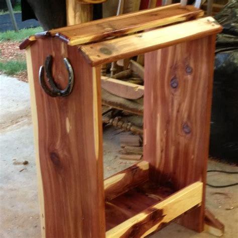 the saddle rack saddle rack woodworking and shop ideas