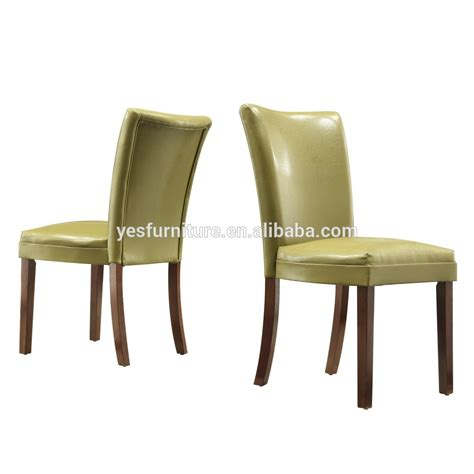 comfortable home goods high back wooden leather dining