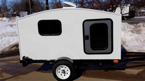 small wonadaygo camper trailer  sale
