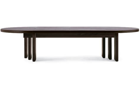 H_o Meeting Table Poltrona Frau