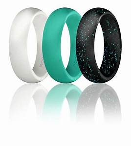 97 best women39s silicone rings images on pinterest With womens silicone wedding rings