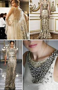 wedding dress with gold beading sangmaestro With gold beaded wedding dress