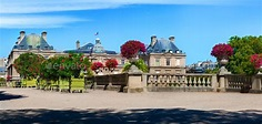 Luxembourg Palace Paris Stock Photo by Givaga | PhotoDune