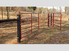 How to Hang a Farm GateFence 11 Steps with Pictures