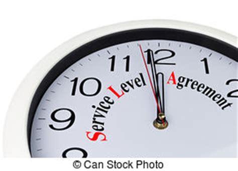 service level agreement stock illustration images