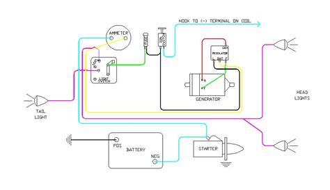 Farmall Cub Wiring Harnes Diagram by International M Tractor Wiring Diagram Wiring Diagram