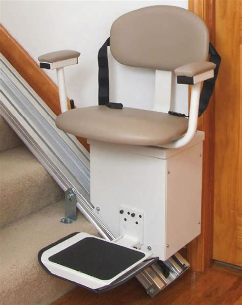 stair lifts reconditioned ameriglide ac deluxe stair lift