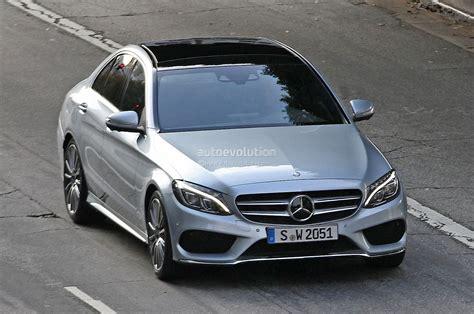 2015 Mercedesbenz C 180 W205 Versus 2014 C 180 W204