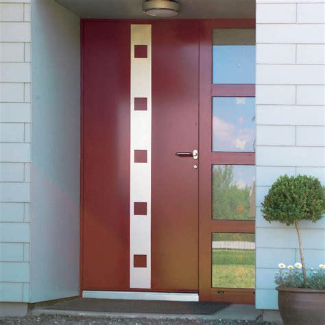 Haustüren Aus Aluminium  Eingangstüren Aus Metall Und Glas
