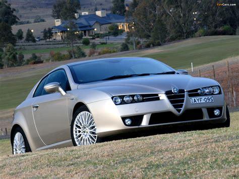 Alfa Romeo Brera AU-spec 939D (2006–2010) wallpapers ...