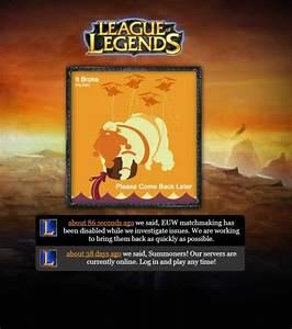 Lol Etat Serveur : league of legends news photos vid os ~ Medecine-chirurgie-esthetiques.com Avis de Voitures