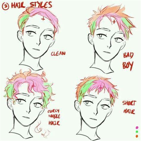 boy hair   draw hair guy drawing drawings