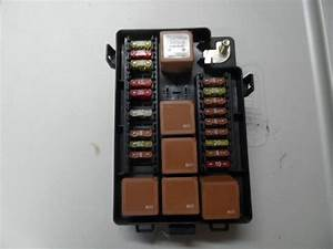 Jaguar 97 Xk8 Convertible Trunk Fuse Box 22 Way Lja 2822