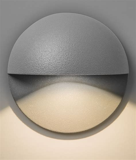 dome led wall light ip rated