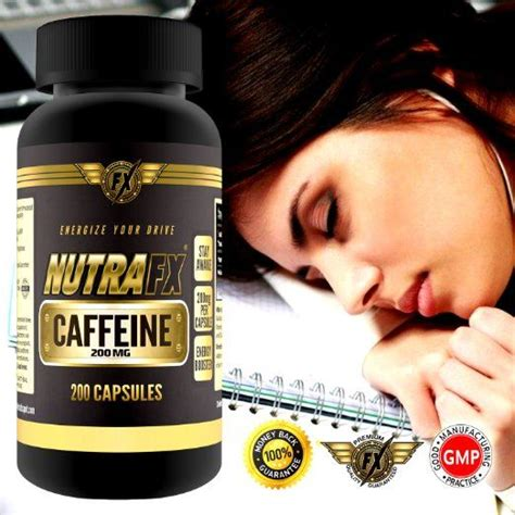 This varies depending on size of cup and method of brewing. Amazon.com: Nutrafx Caffeine Pills | BULK SUPPLY | 200 capsules MAXIMUM LEGAL CAFFEINE | COMPARE ...
