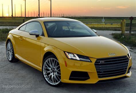 2016 Audi Tt-s Review