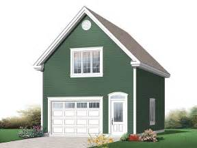 One Car Garage With Loft Photo one car garage plans traditional 1 car garage plan with