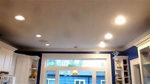 Kitchen can light led retrofit comparision