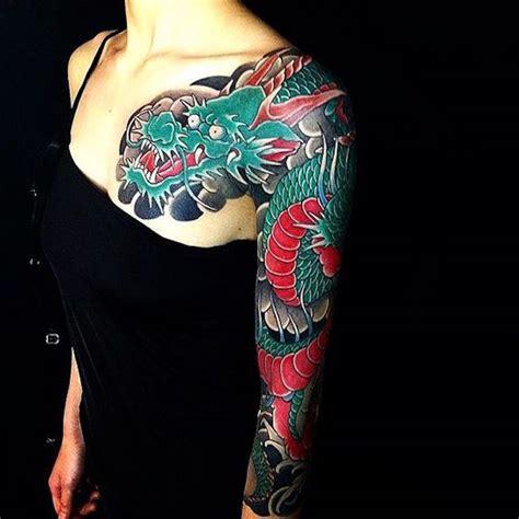 1001+ Idées  Tatouage Dragon Japonais  Mythologie Et