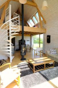 house with loft country house with loft