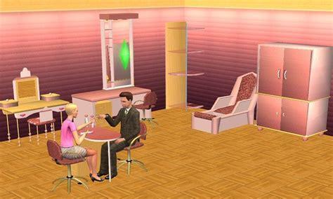 Poltrona Gonfiabile The Sims Gratis : Functional Beautysalon Nailart