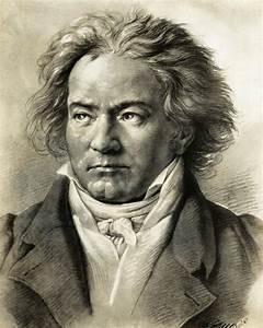 LUDWIG VAN BEETHOVEN (1770-1827) German composer and ...