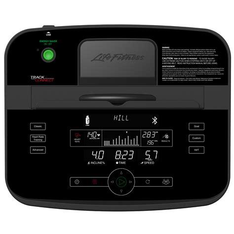 fitness laufband t3 fitness laufband t3mit track connect konsole inkl bodenschutzmatte und pulsbrustgurt