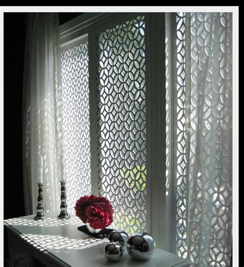 vinyl wall interior lattice designs