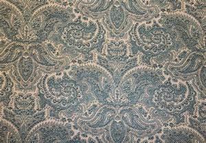Ralph Lauren Fabrics Bronte Paisley Bay