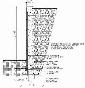 Retaining wall design examples garden
