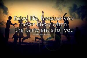 Quotes Party Life. QuotesGram