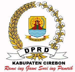 arti logo kab cirebon dprd kabupaten cirebon
