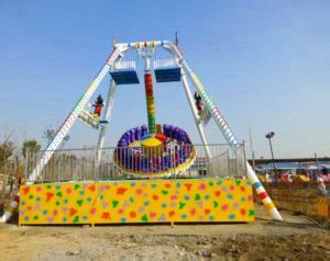 seat pendulum swing ride beston amusement park rides