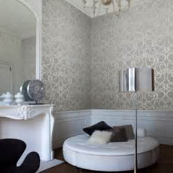 Living Room Modern Wallpaper by Cool Collection Of Wall Paper Designs Decor Advisor