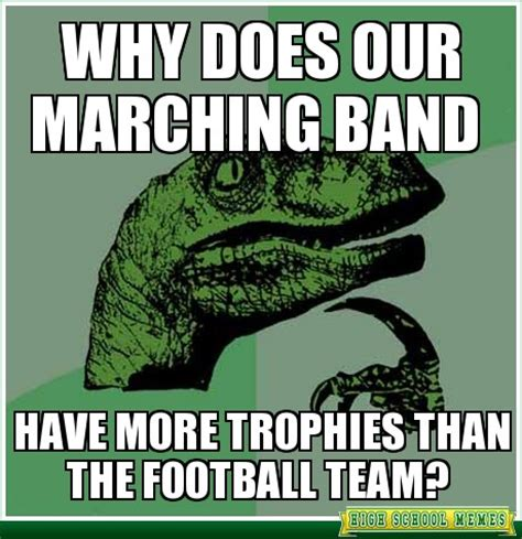 Funny Band Memes - themellophonesection 183 follow unfollow 183 themellophonesectionmarching bandtrophies colorguard