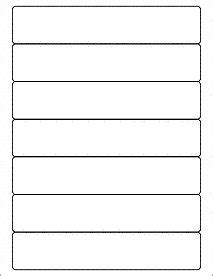 blank label templates images  pinterest blank