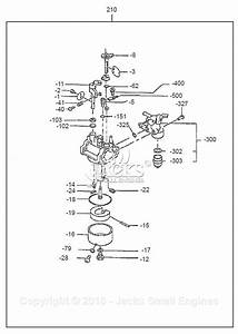 Robin  Subaru Ex27 Rev 09  08  Parts Diagram For Carburetor Pre Mikuni