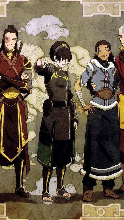 Airbender Avatar Last Wallpapers Android Background Pc