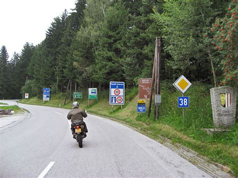 Motorcycle Travel In Europe