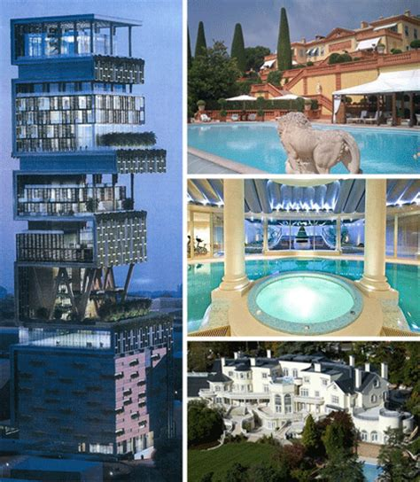 Top 10 most expensive homes around the world | Dct ...