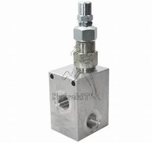 Limiteur De Pression D Eau : limiteur de pression hydraulique simple 1 2 5 50 bar ~ Dailycaller-alerts.com Idées de Décoration