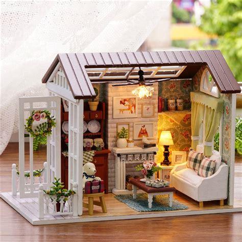 a frame house kits for sale cuteroom forest times kits wood dollhouse miniature diy
