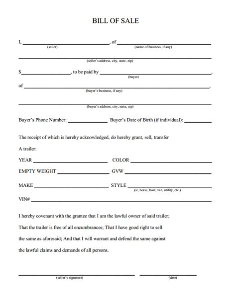 where do i get a bill of sale form printable sle cher bill of sale form laywers