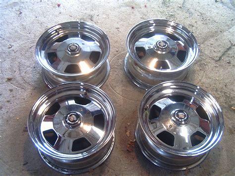 15 Inch Chrome Cadillac Rims/wheels Beautifu 0 Obol